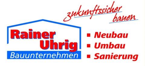 Rainer Uhrig Bauunternehmen Angebot Und Leistungen